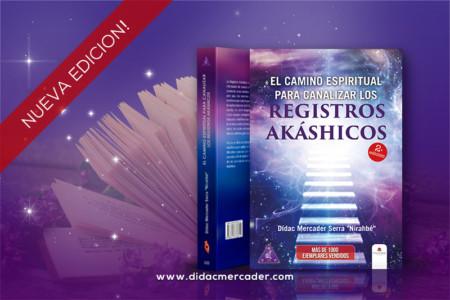 Nueva edición libro de Registros Akáshicos