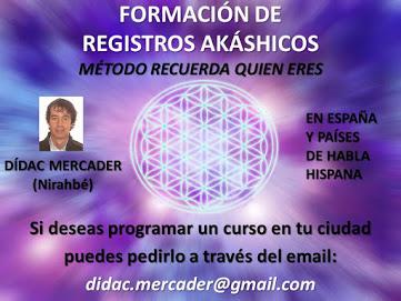 Programa curso Registros Akáshicos